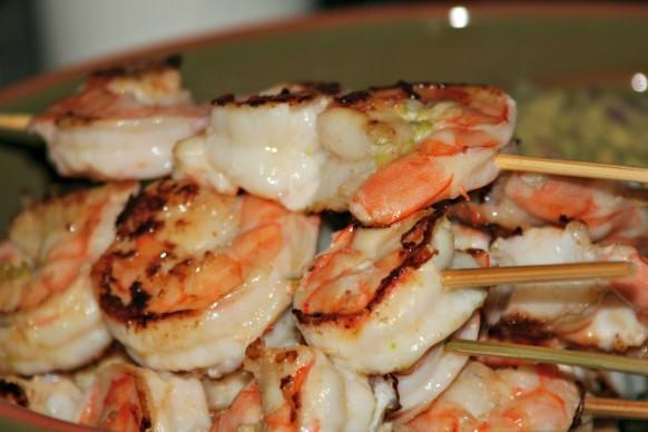 shrimp ready