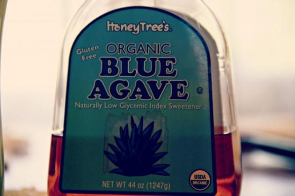 organic blue agave