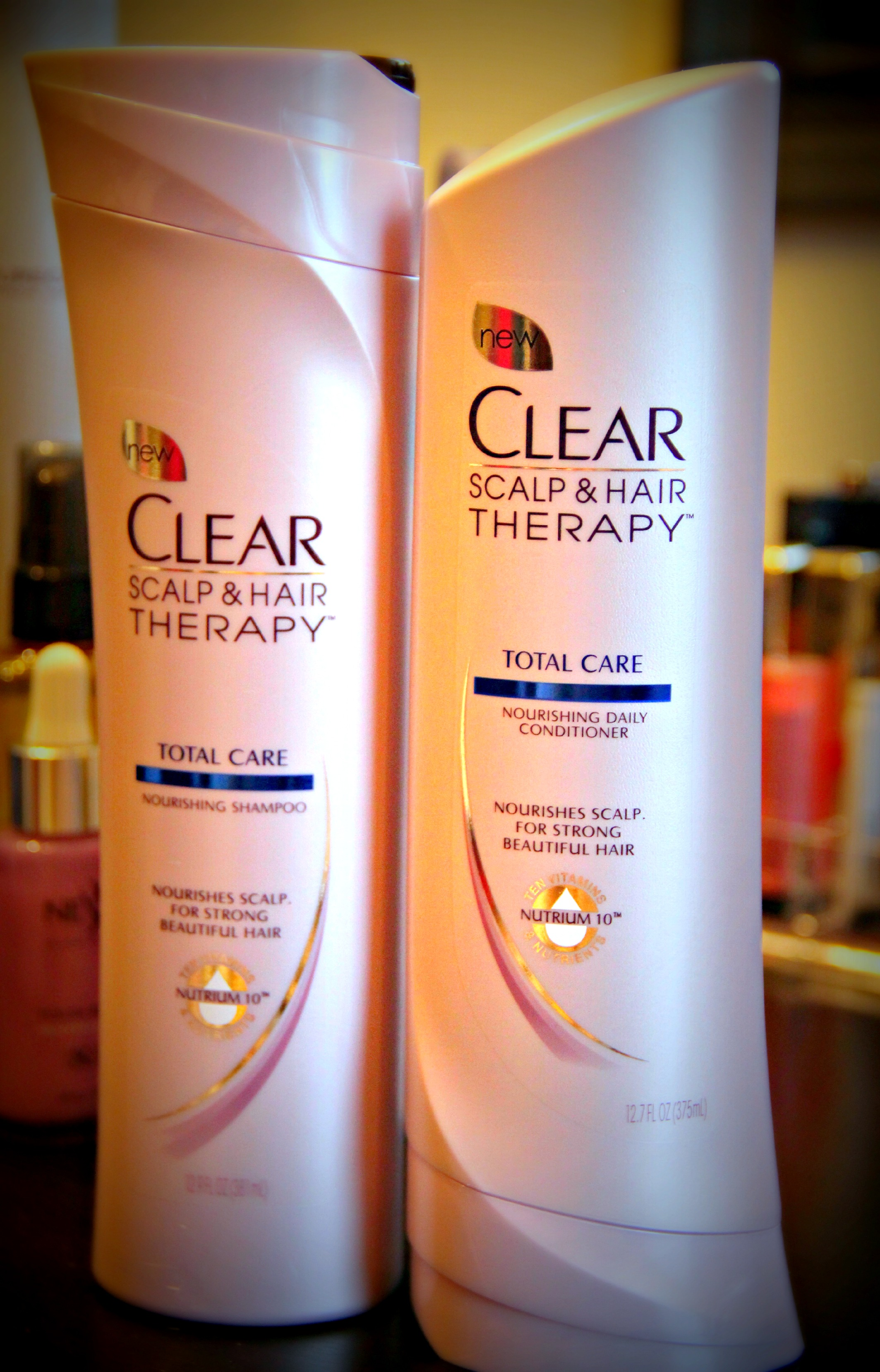 clear scalp & hair therapy