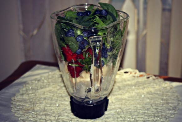 green smoothie easy and healthy