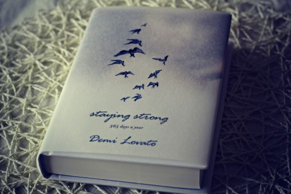 Demi Lovato-Staying Strong
