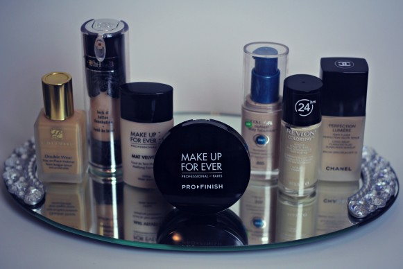Best foundations for oily skin 2014