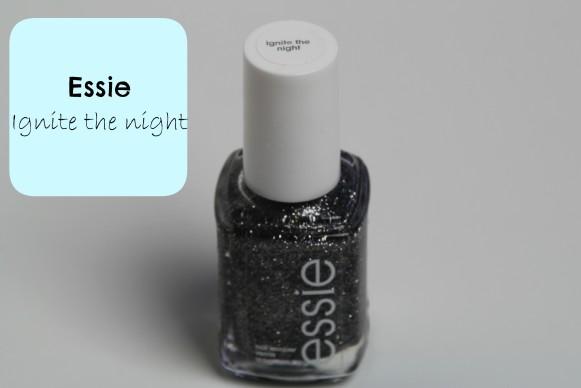 """Essie """"Ignite the night"""""""
