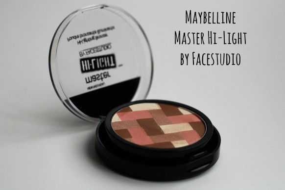 Maybelline Master Hi-Light bronzer review and swatch