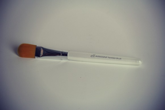 elf foundation brush