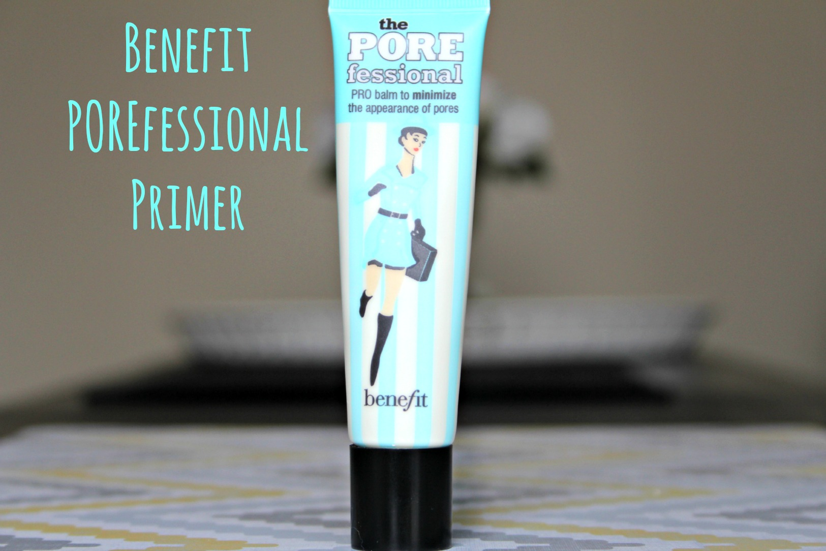Benefit porefessional primer review - THIRTEEN THOUGHTS
