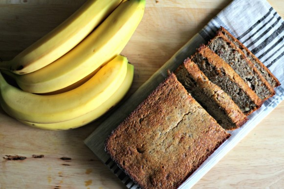 banana bread recipe almond meal