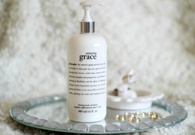 Amazing grace lotion review
