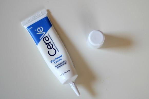 CeraVe eye repair cream review