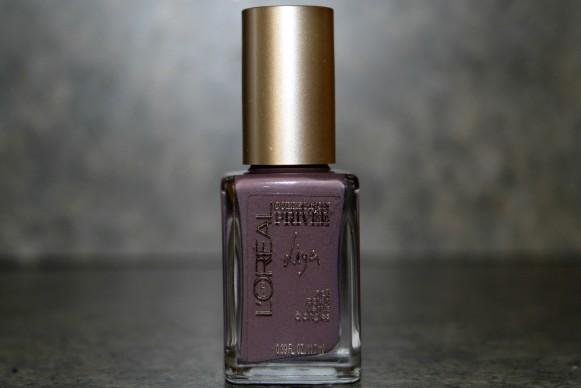 Iloreal liya's nude nail polish