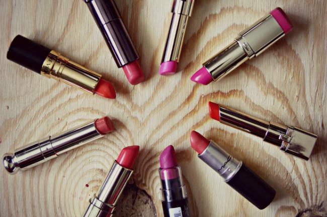 Spring 2014 lipsticks