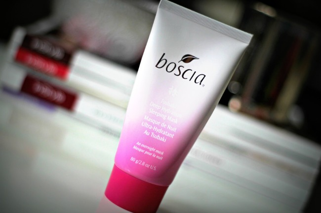 boscia tsubaki mask review