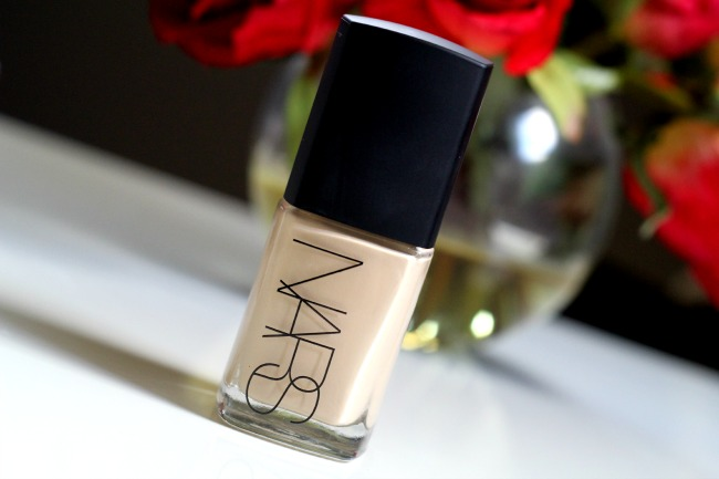 nars sheer glow foundation blog