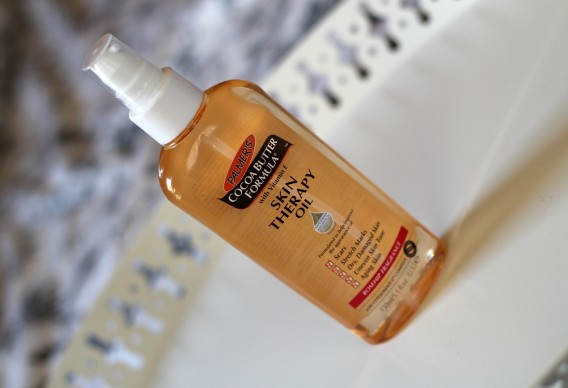 skin therapy oil rosehip fragrance review