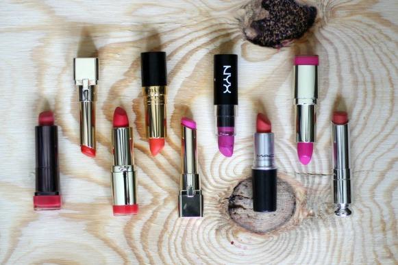 spirng 2014 lipsticks