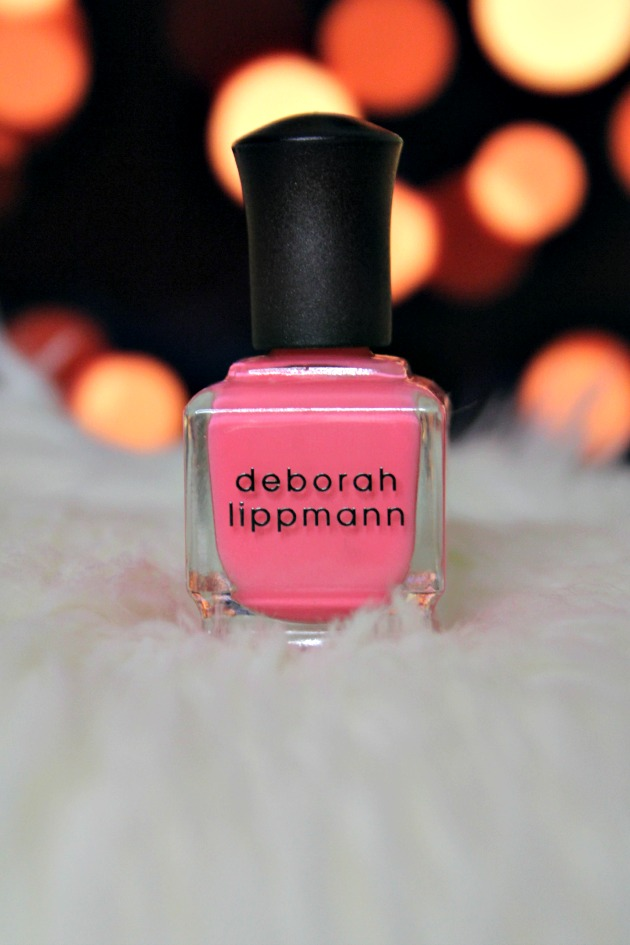 Deborah Lippman nail lacquer break 4 love