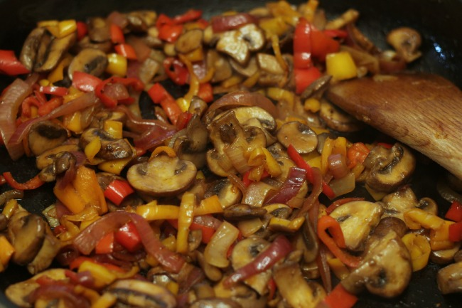 vegetarian dinner recipe