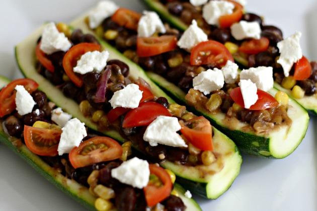 vegetarian lunch ideas