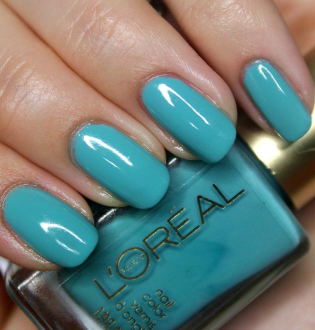 not a cloud in sight nail polish