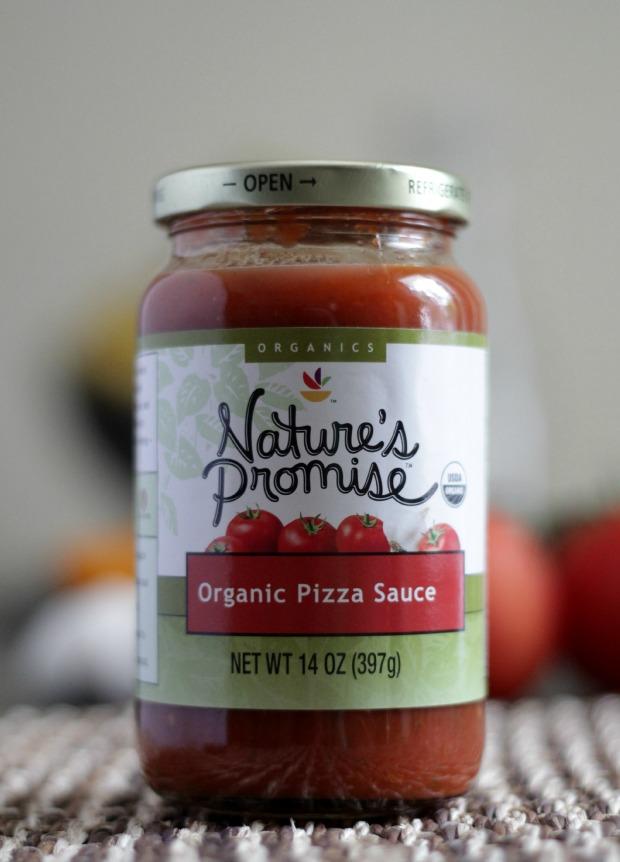 Organic Pizza sauce