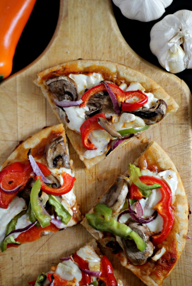 at home pizza recipe