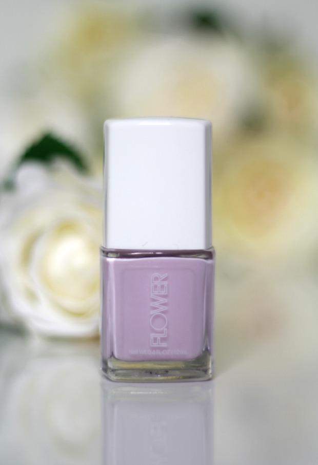 i lavendare you polish review flower beauty