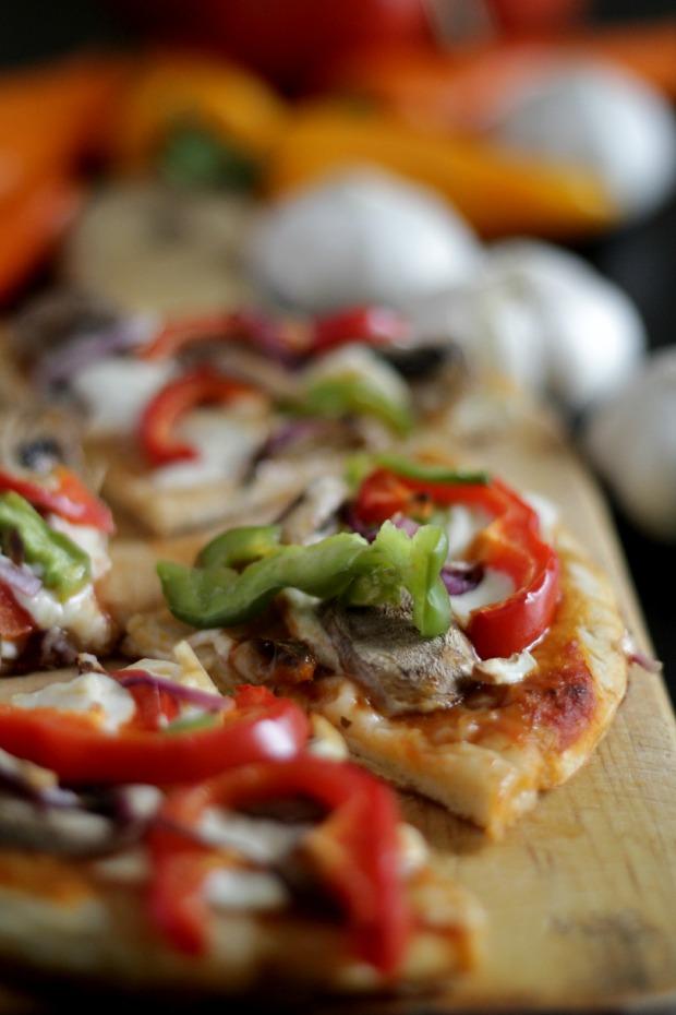 mushroom and pepper recipe