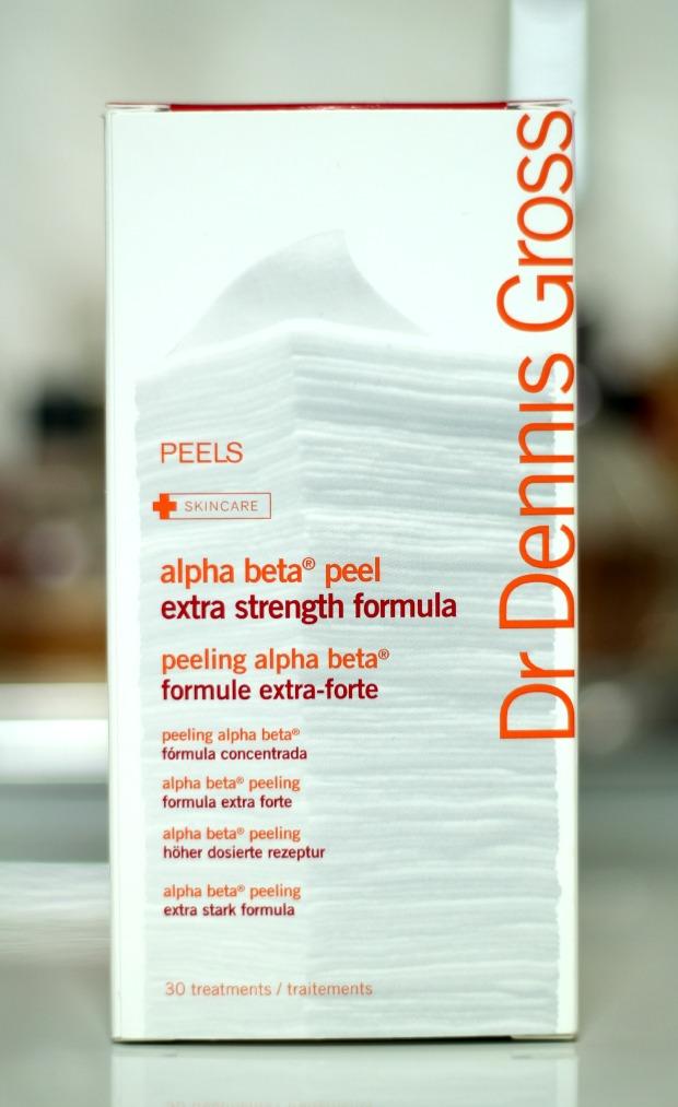 Dr. Dennis Gross Extra Strength Alpha Beta Peel review