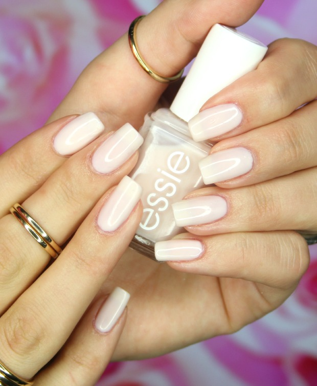 lady like - elegant soft mauve nail polish & nail ... - Essie
