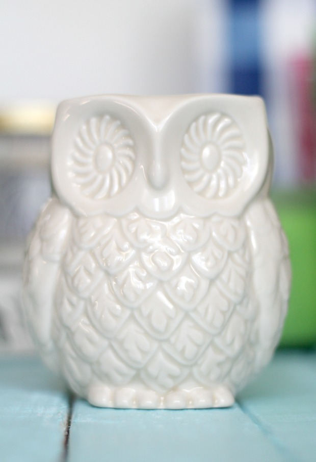 Owl candle bath and body works