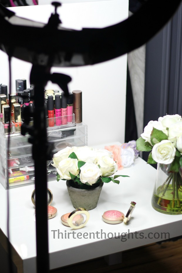 how to take good pictures for a beauty blog