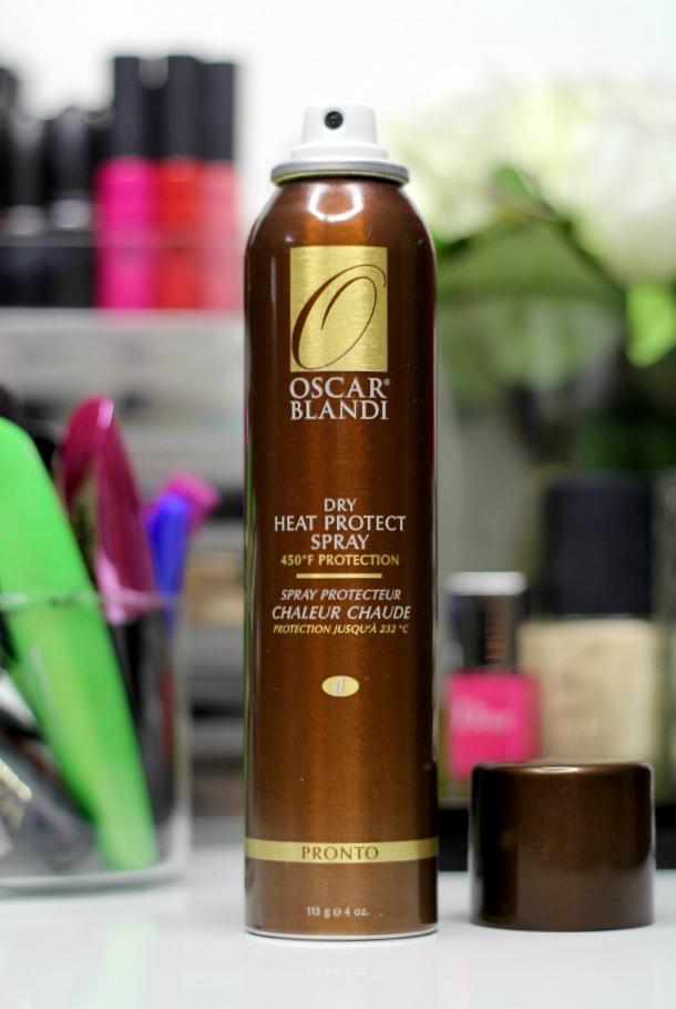 Oscar Blandi Dry Heat Protect Spray Review