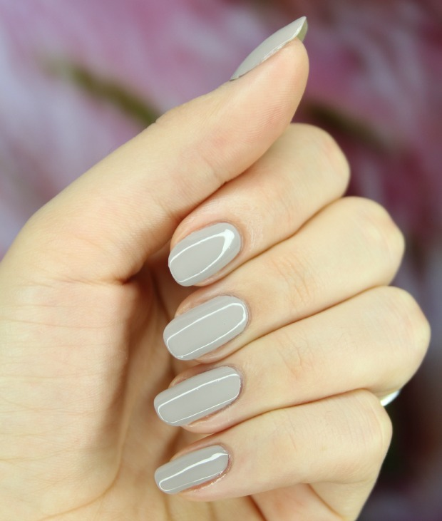 gray polish