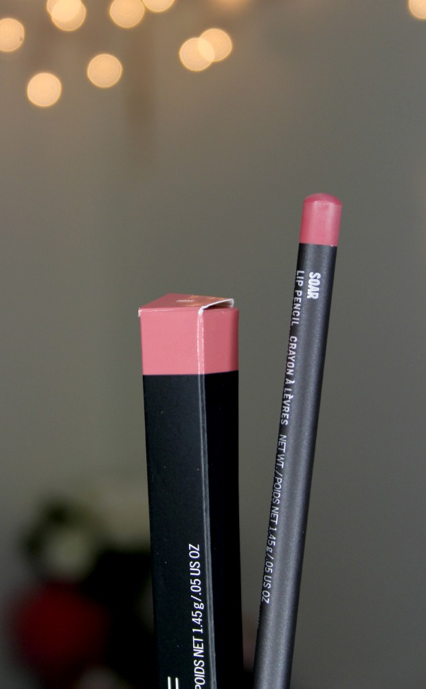 soar lip liner by mac