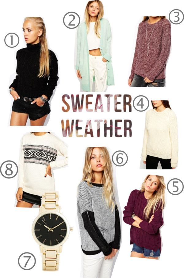 sweather weather style 2014
