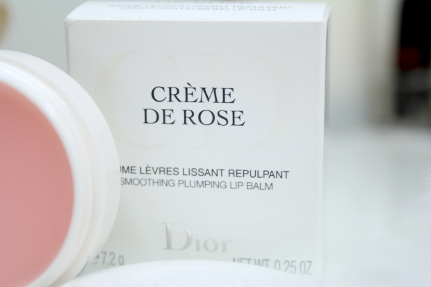 Dior Creme de Rose review blog