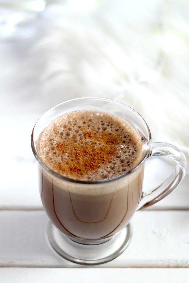 diet hot chocolate