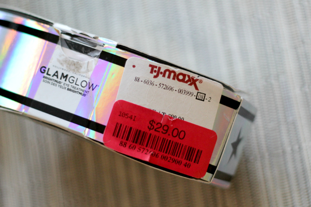 glamglow eye treatment at tjmaxx