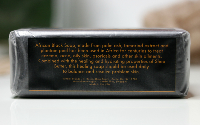 African black soap review