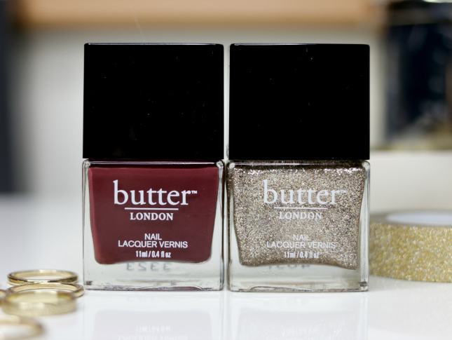 Butter London British Spice set