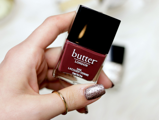 Butter London Tramp Stamp swatch