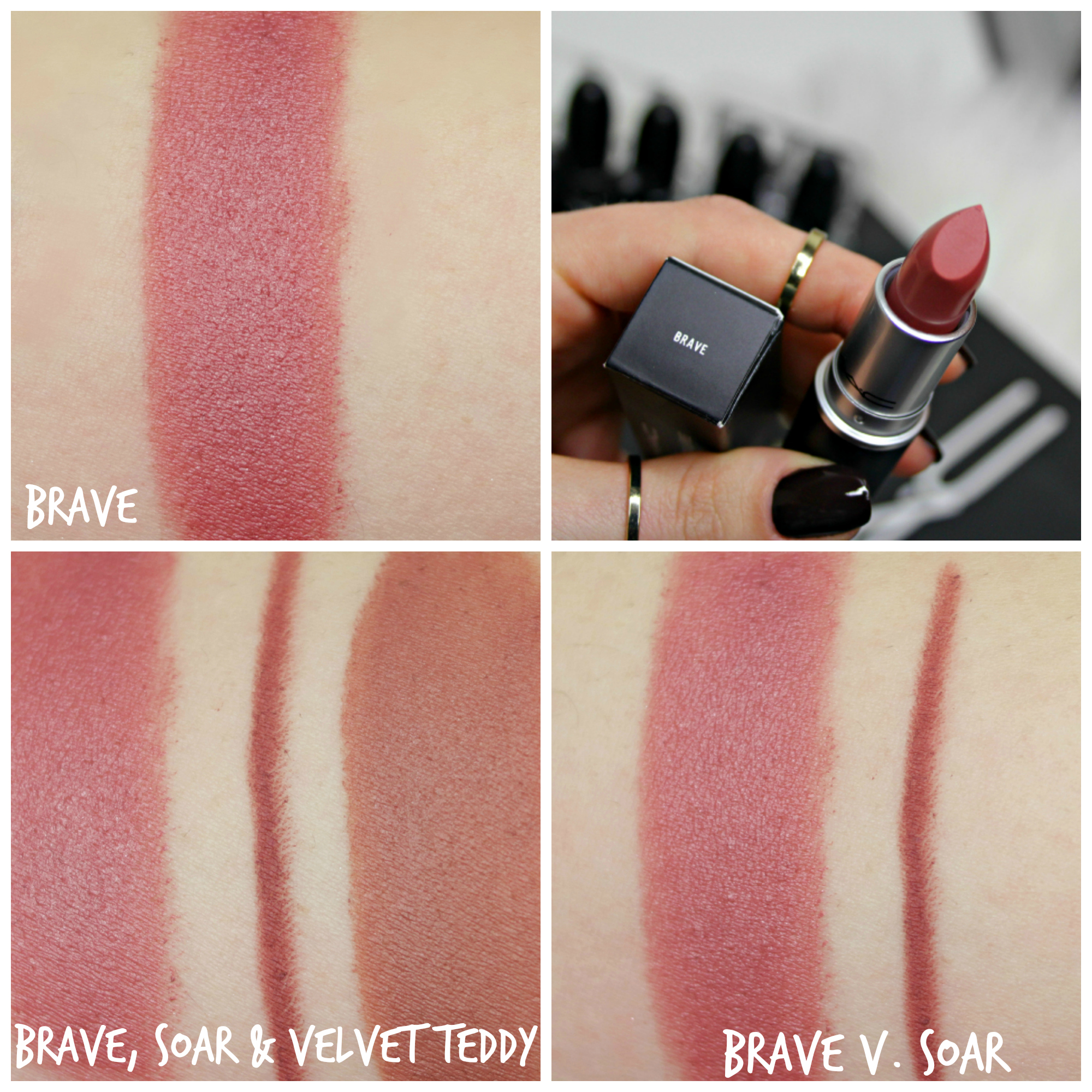 Favori MAC Lip Pencil in Soar Review & Swatch QE71
