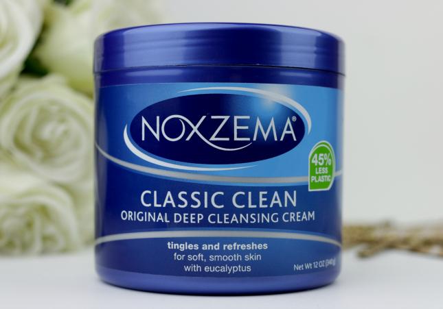 How To Use Noxzema >> Noxzema Deep Cleansing Cream Review