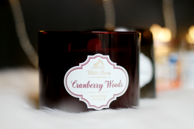 bath and body works cranberry woods