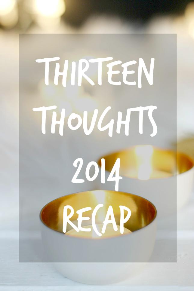 blog recap 2014