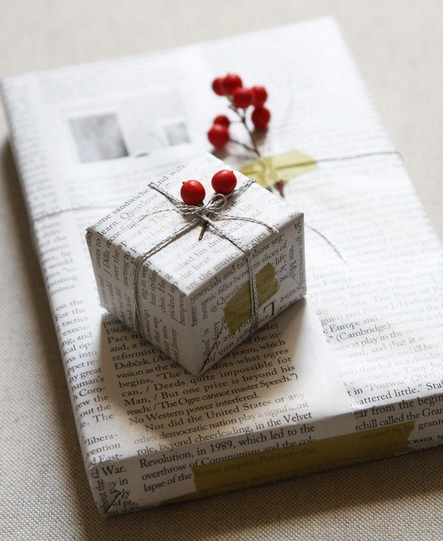 gift wrapping ideas 2014 christmas