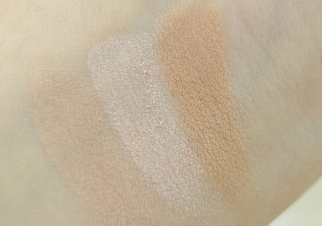 hourglass ambient palette swatches colors