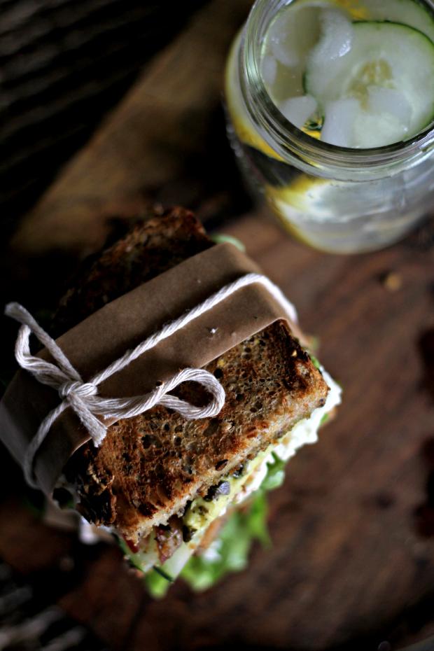 veggie sandwich recipe