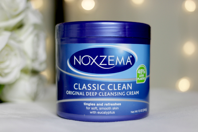 Noxzema cleanser review