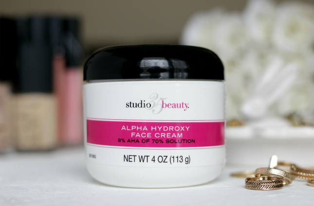 Studio 35 Beauty Alpha Hydroxy Face Cream Reviews
